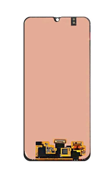 Экран для Samsung Galaxy M21 с тачскрином, цвет: черный, оригинальный