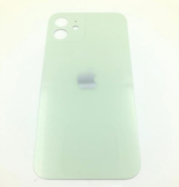 Задняя крышка (стекло) для Apple iPhone 12, цвет: зеленый