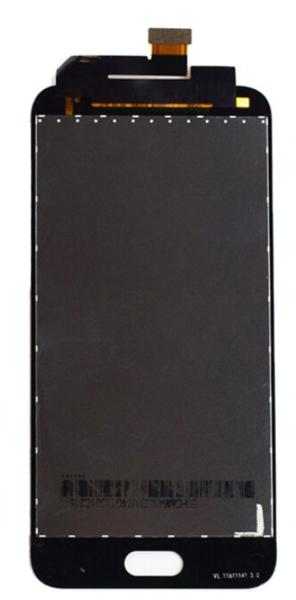 Экран для Samsung Galaxy J5 Prime G570 с тачскрином, цвет: черный, оригинальный