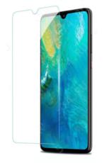 Защитное стекло для ZTE Blade A7 2019 3D (проклейка по контуру), цвет: черный