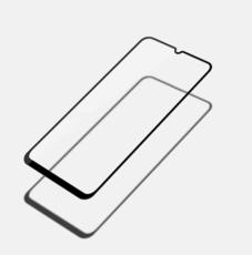 Защитное стекло для ZTE Blade A7 2019 5D (полная проклейка), цвет: черный