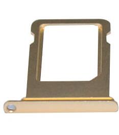 Sim-слот (сим-лоток) для iPhone 8, цвет: золото
