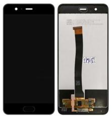 Экран для Huawei P10 Plus с тачскрином, цвет: черный, переклейка