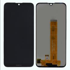 Экран для Nokia 2.2 с тачскрином, цвет: черный