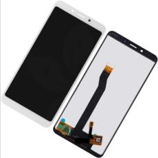 Экран для Xiaomi Redmi 6A с тачскрином, цвет: белый