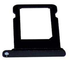 Sim-слот (сим-лоток) для iPhone 7 Plus, цвет: черный