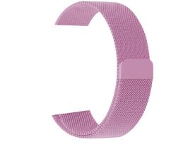 Металлический ремешок для Apple Watch 42/44 мм, цвет: розовый