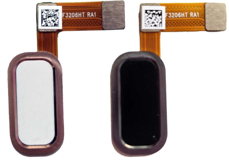 Шлейф кнопки Home для Asus ZenFone 4 MAX ZC554KL, цвет: черный