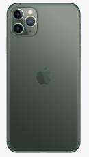 Задняя крышка (корпус) для Apple iPhone 11 Pro Max, цвет: темно-зеленный