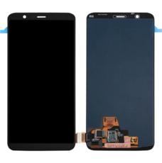 Экран для OnePlus 5T с тачскрином, цвет: черный