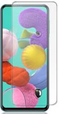 Защитное стекло для Samsung Galaxy A31, цвет: прозрачный