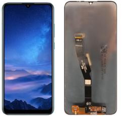 Экран для Huawei Y6 2020 с тачскрином, цвет: черный