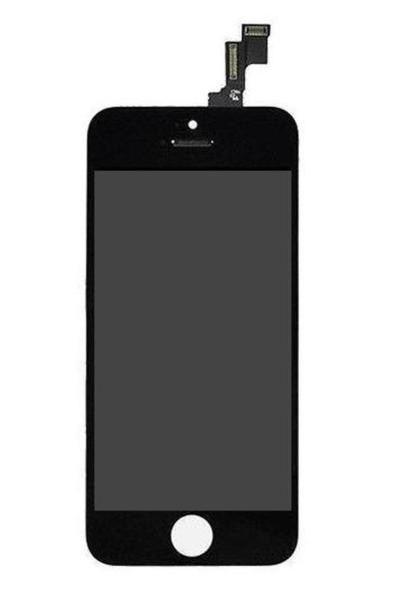 Экран для Apple iPhone SE 2 2020 с тачскрином, цвет: черный (оригинальный)
