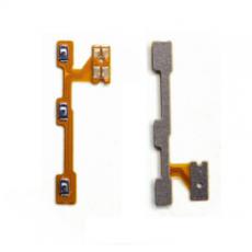 Шлейф для Huawei P20 Lite, Nova 3e с кнопкой выключения/включения и регулировки громкости