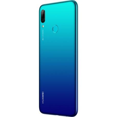 Задняя крышка для Huawei P Smart 2019 (POT-LX1) цвет: полярное сияние