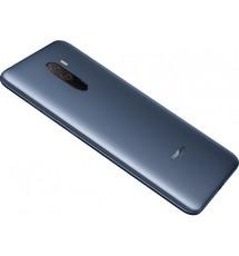 Задняя крышка для Xiaomi Pocophone F1 цвет: синий