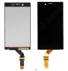 Экран для Sony Xperia XZ (F8331, F8332) с тачскрином, цвет: черный