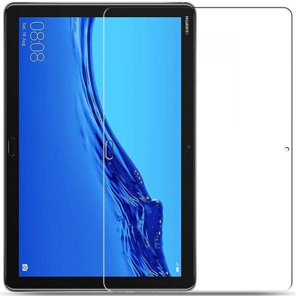 Защитное стекло для Huawei MediaPad M5 10.0, цвет: прозрачный
