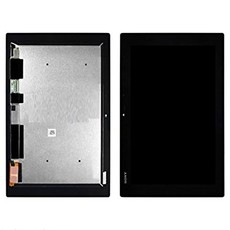 Экран для Sony Xperia Tablet Z2 с тачскрином, цвет: черный