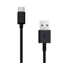 Кабель USB - Type-C Hoco Bebat 1м, цвет: черный