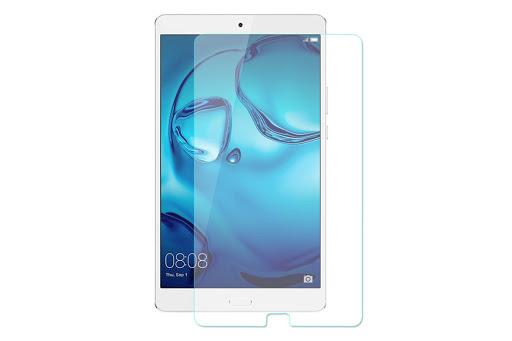 Защитное стекло для Huawei MediaPad M3 8.4, цвет: прозрачный