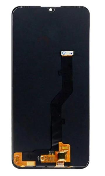 Экран для ZTE V10 Vita, V1010 с тачскрином, цвет: черный