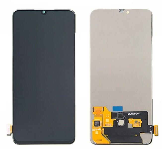 Экран для Vivo V17 Neo с тачскрином, OLED цвет: черный