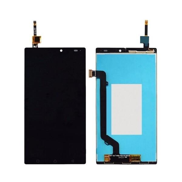 Экран для Lenovo Vibe K4 (A7010) с тачскрином, цвет: черный