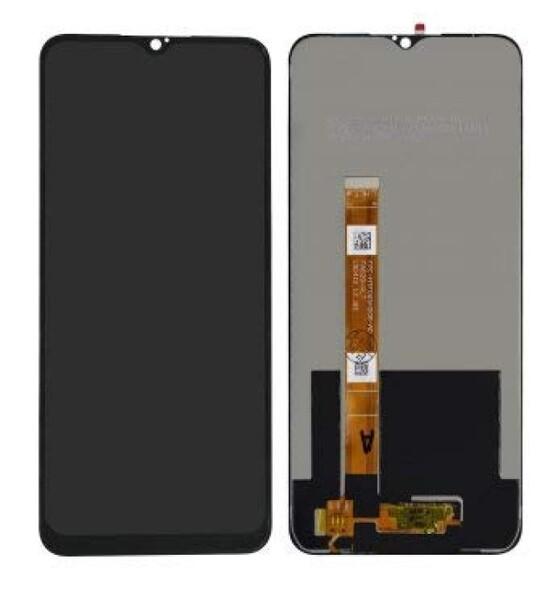 Экран для Vivo Y31 с тачскрином, цвет: черный