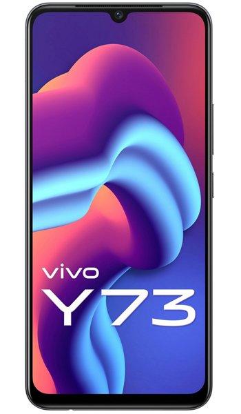 Экран для Vivo Y73 (2021) с тачскрином, цвет: черный