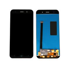Экран для ZTE Blade X7 с тачскрином, цвет: черный