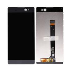 Экран для Sony Xperia XA Ultra F3211 (F3212) с тачскрином, цвет: черный (оригинал)