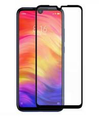 Защитное стекло для Xiaomi Mi Play 5D (полная проклейка), цвет: черный