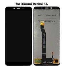 Экран для Xiaomi Redmi 6A с тачскрином, цвет: черный