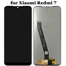 Экран для Xiaomi Redmi 7 с тачскрином, цвет: черный