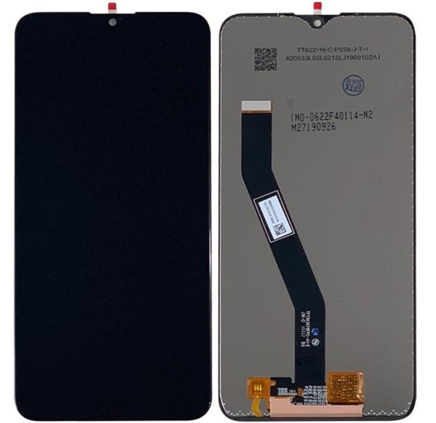 Экран для Xiaomi Redmi 8 с тачскрином, цвет: черный