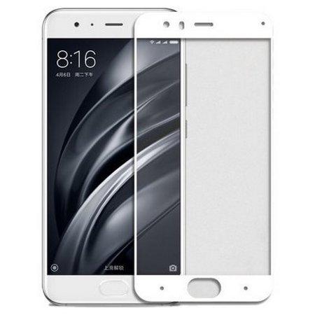 Защитное стекло для Xiaomi Redmi Note 5 Pro, 3D (проклейка по контуру), цвет: белый