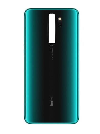 Задняя крышка (корпус) для Xiaomi Redmi Note 8 Pro, цвет: зеленый