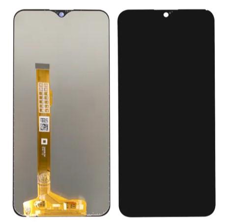 Экран для Vivo Y3, Y11, Y12, Y15, Y17, U10 с тачскрином, цвет: черный