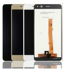 Экран для Huawei Y5 2017 (Y5 III, Y5-3, MYA-L22) с тачскрином, цвет: черный