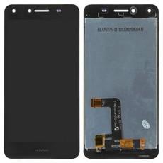 Экран для Huawei Y5 II (Y5-2, CUN-U29) с тачскрином, цвет: черный