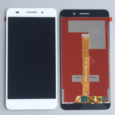 Экран для Huawei Y6 II (Y6-2, Honor 5a plus) с тачскрином, цвет: белый