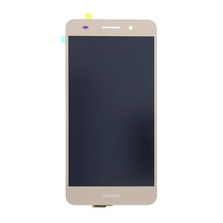 Экран для Huawei Y6 II (Y6-2, Honor 5a plus) с тачскрином, цвет: золотой