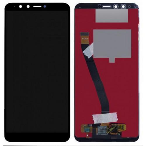 Экран для Huawei Y6 2018 (ATU-L31), Y6 Prime 2018 с тачскрином, цвет: черный