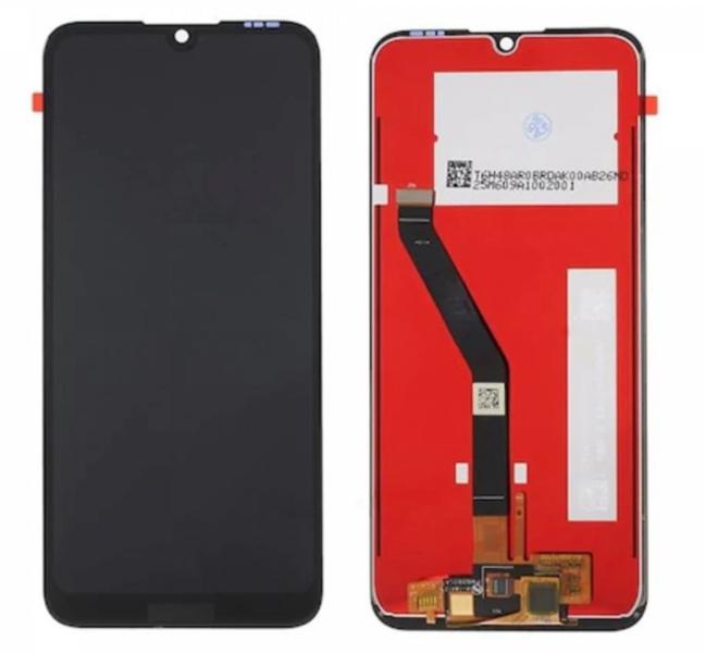 Экран для Huawei Honor 8A Pro 2019 (JAT-L41) с тачскрином, цвет: черный