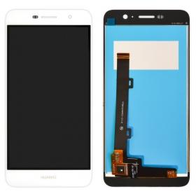 Экран для Huawei Y6 Pro (TIT-U02, TIT-AL00) с тачскрином, цвет: белый