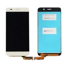 Экран для Huawei Y6 (SCL-L01) с тачскрином, цвет: белый