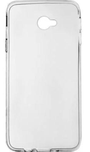 Чехол для Huawei Y7 силиконовый, цвет: прозрачный