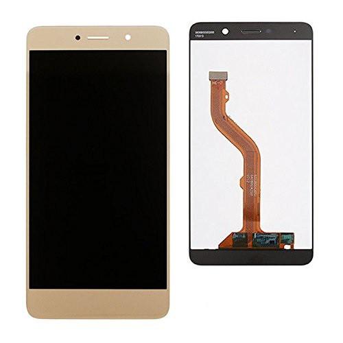 Экран для Huawei Y7 (Nova Lite Plus ,TRT-LX1, TRT-LX2, TRT-LX3, TRT-LX1) с тачскрином, цвет: золотой