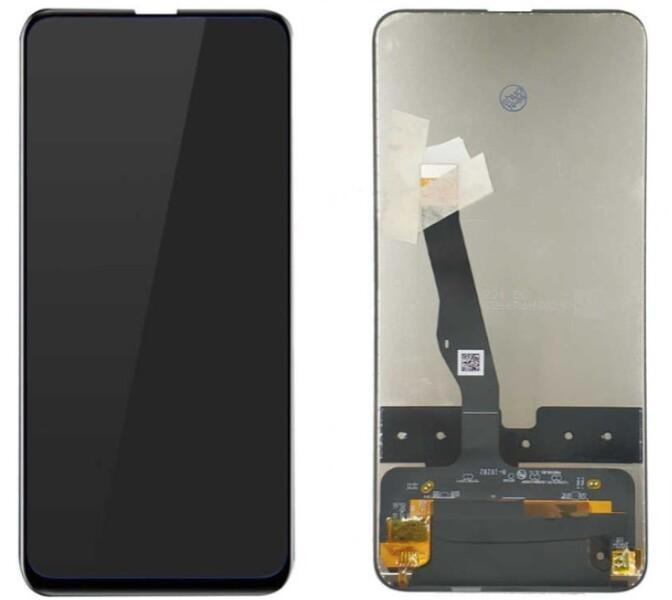 Экран для Huawei Y9 Prime 2019 с тачскрином, цвет: черный